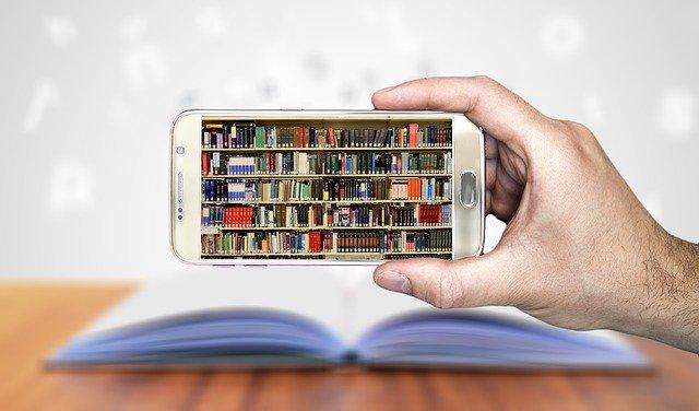 Bibliotecas Digitais - cover